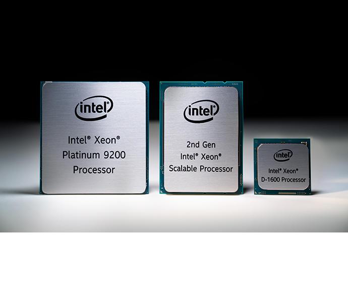 ارائه نسل دوم پردازنده های شرکت اینتل (Intel)