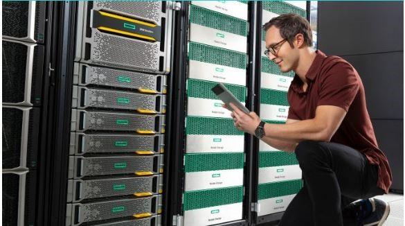 سرعت قابل توجه HPE 3PAR StoreServ برای هرگونه تقاضا
