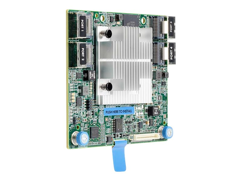 مهم ترین تفاوت های کنترلر های سری P با سری E بر روی سرورهای نسل 10 کمپانی HPE