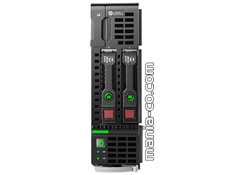 HP ProLiant WS460c G9 Graohics