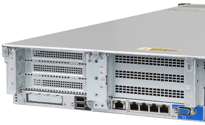 HPE Proliant DL380 G10 PCIe